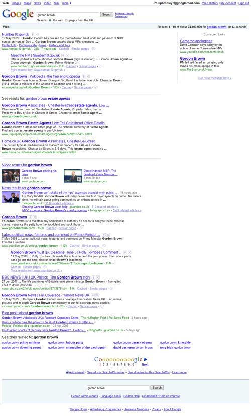 Googlemess