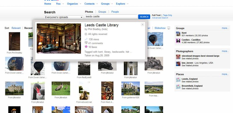 Flickrsearch