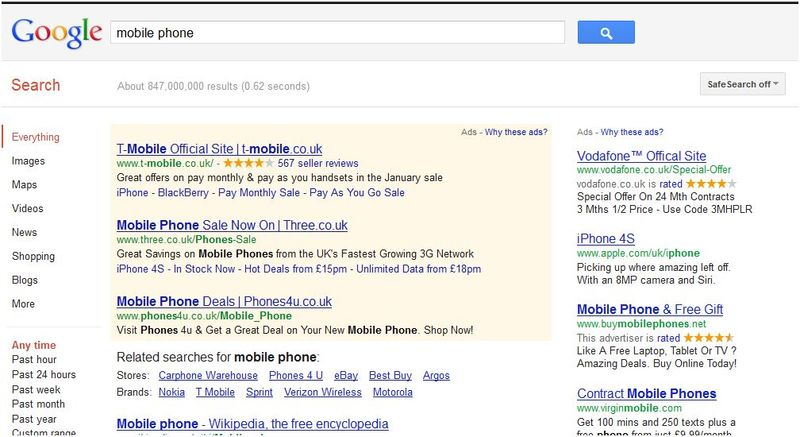 Googleserps