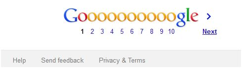 Googleadvancedsearchgone